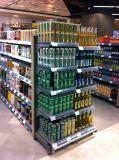 Scegliere la scaffalatura rivestita della gondola del supermercato dalla Cina