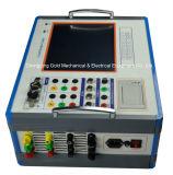 Analyseur mécanique de caractéristiques de disjoncteur automatique des canaux IEC62271 12