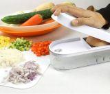 Плашки тяпки ручного резца плодоовощ кухни лука Vegetable Vegetable