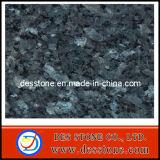 Encimera de la perla y azulejo azules del granito (DES-GT025)