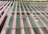 De naar maat gemaakte Aangemaakte Bovenkant van de Lijst van het Glas/Gesneden aan Grootte