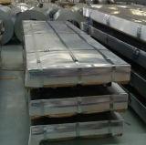 0.12-0.8mm G550 duro pieno hanno ondulato il piatto d'acciaio galvanizzato strato del tetto