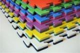 De aangepaste Mat van de Vloer van EVA van de Mat van het Schuim van EVA van het Patroon Flexibele