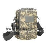 Outdoor étanche camouflage militaire Sport sac messager de l'épaule