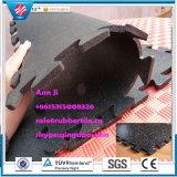 Aire de jeux de tuiles de caoutchouc caoutchouc Factory Direct les revêtements de sol carrelage intérieur en caoutchouc
