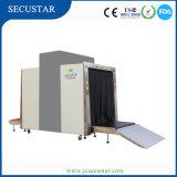 Equipaje de escáner de rayos X puntos de vista doble y dos generadores