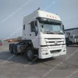 Sinotruk HOWO 트레일러를 위한 맨 위 트럭 견인 트럭