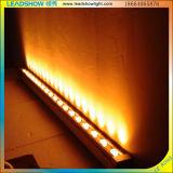 36ПК*1W IP 65 светодиодный RGB водонепроницаемый Освещение на стену
