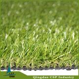 Sintético de alta calidad del paisaje del jardín del césped artificial
