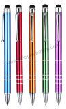 4 stylo à bille de couleur avec le stylo de contact (G6010A) (G6059DE)