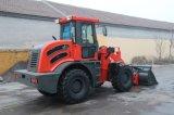 Jcb Similar 2 Ton Carregadeira de rodas de construção com Bobcat Coupler