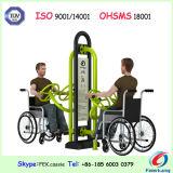 Strumentazione Handicapped esterna di forma fisica della sosta di Grm del campo da giuoco Disabled