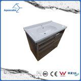 Meubles de salle de bains en acier inoxydable à design moderne