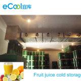 De Koude Opslag van het Vruchtesap