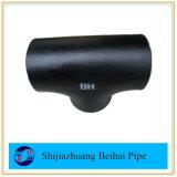 동등한 티 탄소 강철 ASTM A234 Gr. Wpb Bw 이음새가 없는 ASME B16.9