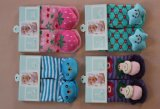 Baby Cute Anti-Slip Floor Socks mit 3D Animal/Lovely/Indoor Warm Socks