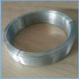 Prix usine galvanisé par électro en acier de fil de Gi de fer de la mesure 4-32#