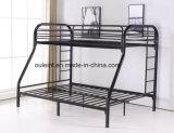 TF 경쟁적인 금속 세겹 2단 침대 금속 침대