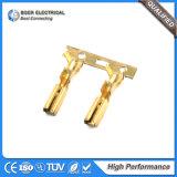 Imperméabiliser le terminal électrique DJ621-G2X0.6A de Pin de connecteurs de fil de sertissage