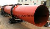 Excelente secador de tambor rotativo de serradura profissional para venda