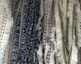 Nuova frangia del merletto della nappa per gli accessori dell'indumento