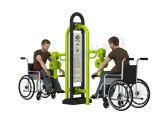 Patio de recreo al aire libre Estacionamiento discapacitados discapacitados GIMNASIO Gimnasio
