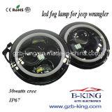 Наборы Headlamp CREE СИД IP67 7inch с кольцом венчика (для wrangler виллиса)