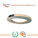 Bande bimétallique thermique BR1 108SP feuille bimétallique