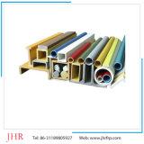 工場ガラス繊維FRPは75*75*6正方形の管のプロフィールの側面図を描く