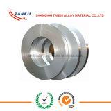 Streifen des überzogenen Kupfers des Nickels/Foliennickel überzogenes Stahlstreifen Verzinnen