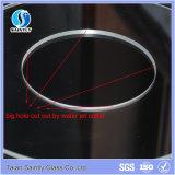 Aparelho de luz de teto de 3,2 mm Clear Float Glass