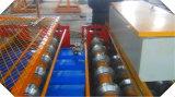ISO9001double-Layer runzelte die Blatt-Rolle, die Maschine bildet