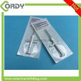 Die kleinste RFID Glastiermikrochipmarke
