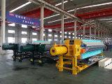 Filtre à membranes PP à haute pression 1250-Quick-Operating Presser