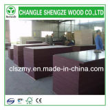 Outdoor usado Dynea Brown Film Faced Plywood