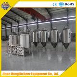 Pequeño Tamaño Equipo Commecial fabricación de la cerveza de China