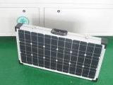 Портативные складывая панели солнечных батарей 160W система складчатости солнечная