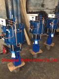Válvula de globo manual manual de alta pressão de alta pressão de alta temperatura