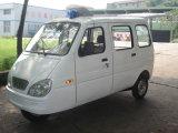 Tricycle pour Ambulance utiliser passager moto 3 roues