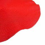 Wellen-Polyester gesponnene Platz-Matte für Tischplatte