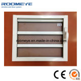 Aluminiumjalousie-/Luftschlitz-Fenster-Blendenverschluss-Fenster