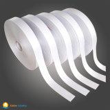 Etiqueta de tafetán de nylon para la impresión de transferencia térmica