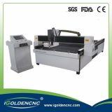 CNC van het Plasma van het Metaal van de hoge snelheid Scherpe Machine voor Vlakke Oppervlakte en Roterende Oppervlakte
