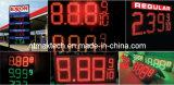 Sinal variável da temperatura do sinal do tempo do sinal de Digitas da placa de indicador da mensagem