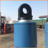 Tipo cilindro hidráulico telescópico gradual de Hyva para el carro de volquete