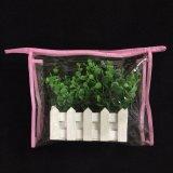 Sacchetto cosmetico di viaggio di memoria del PVC del regalo
