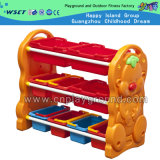 Descuento de almacenamiento de plástico muebles de jardín de infancia (M11-07312)