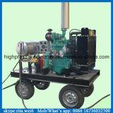 equipo diesel de alta presión de la limpieza del tanque 1000bar