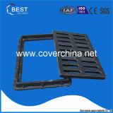 griglie di plastica dello scolo della fogna di 450X750 GRP