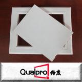 Painel de acesso plástico resistente com material AP7610 do ABS